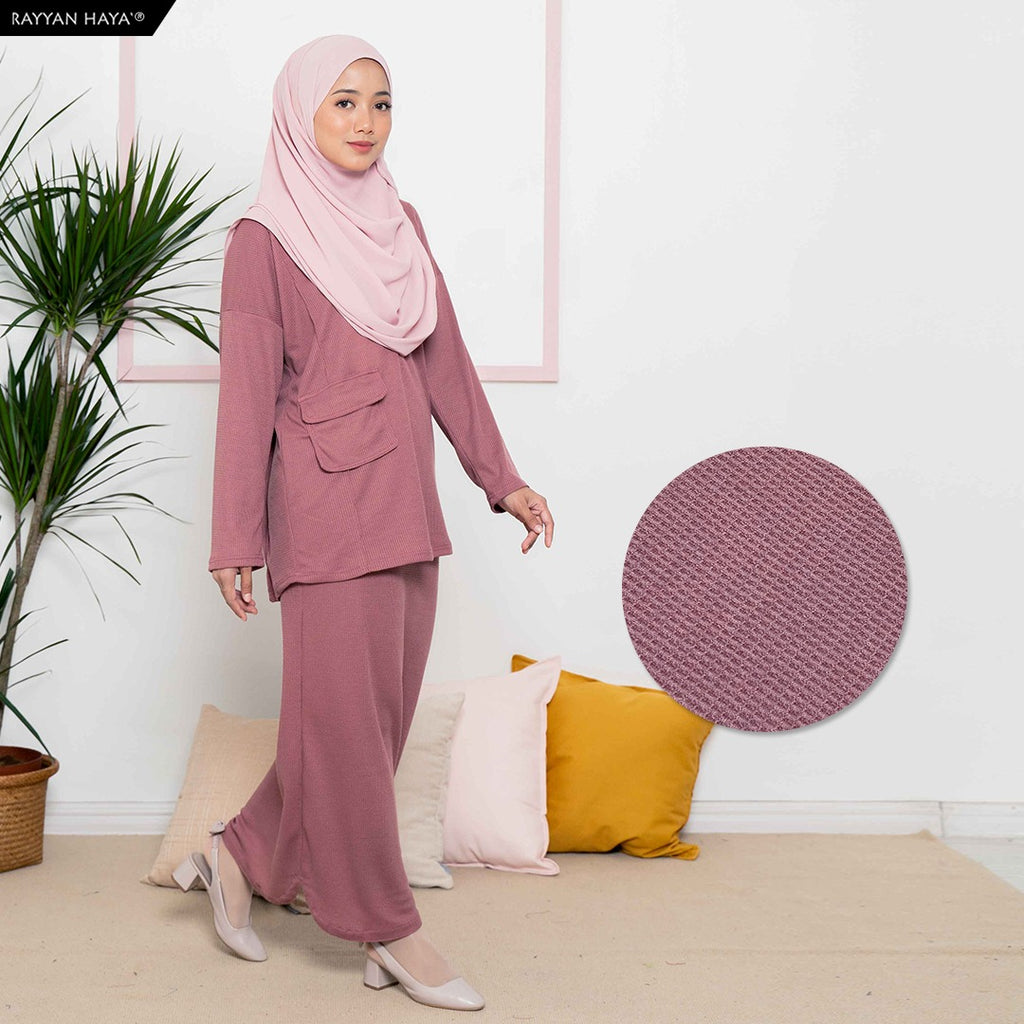 Mylia Set (Dusty Pink)