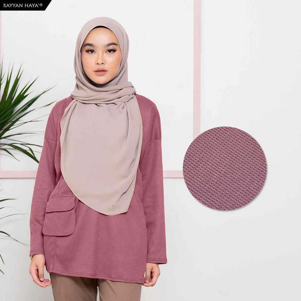 Mylia Top (Dusty Pink)