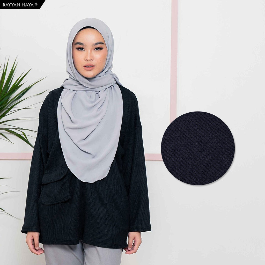 Mylia Top (Black)