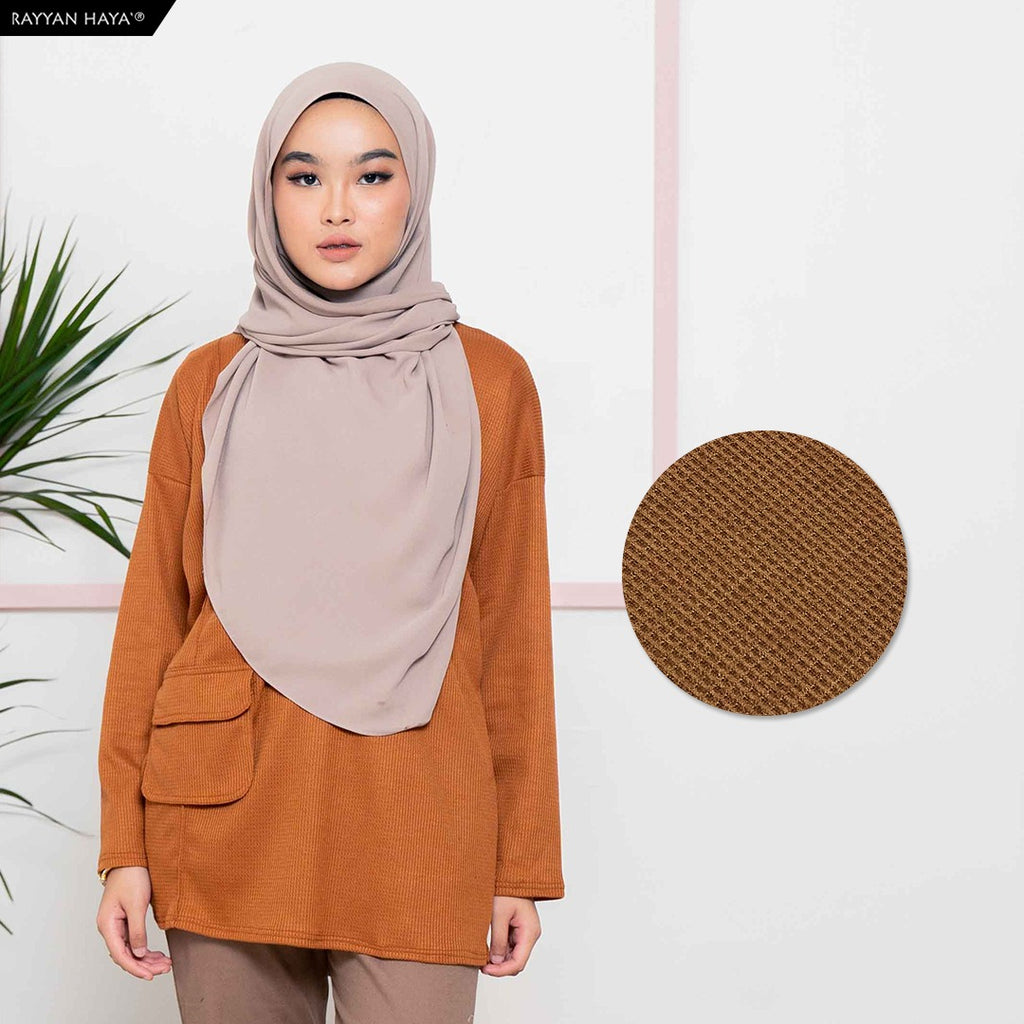 Mylia Top (Cinnamon)