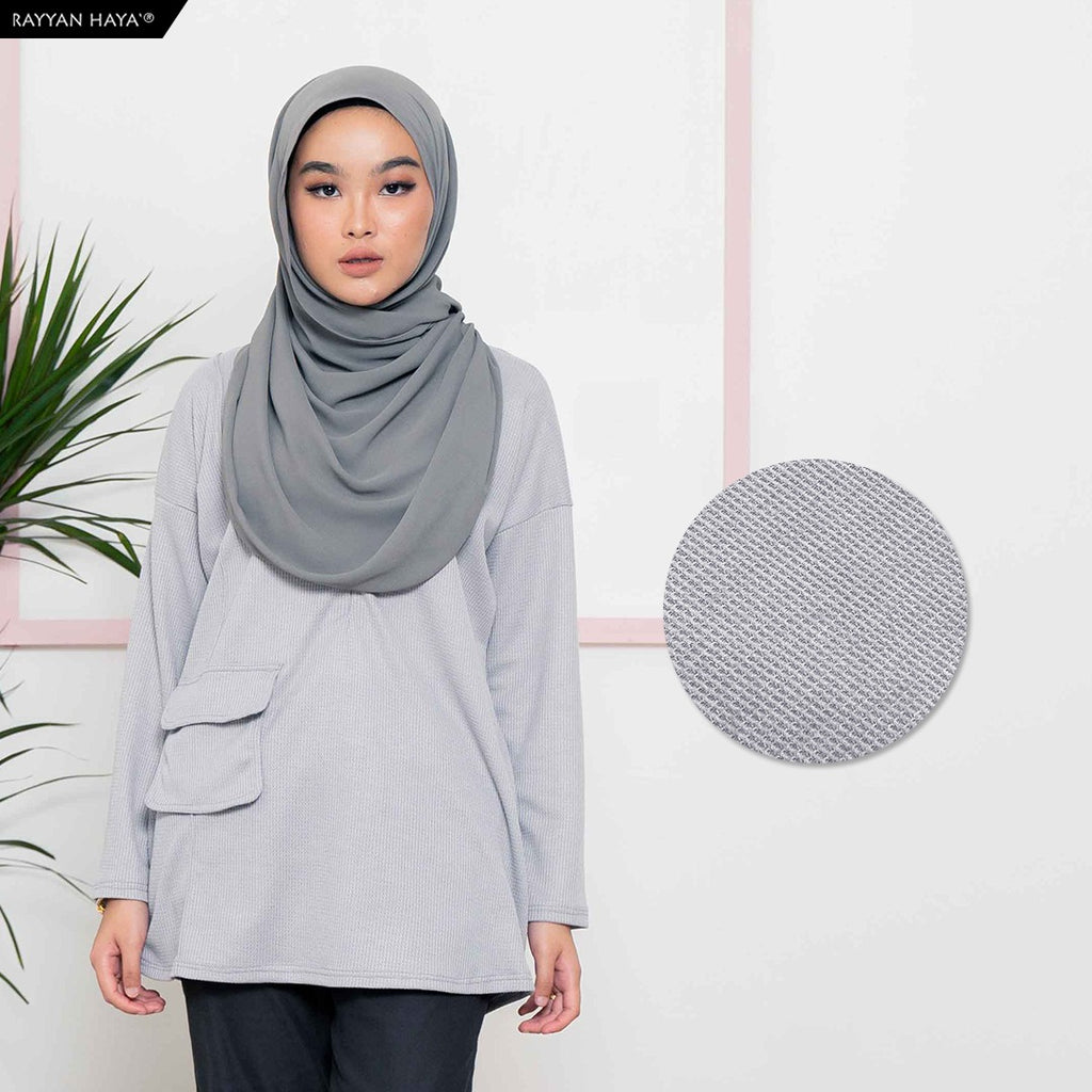Mylia Top (Silver)
