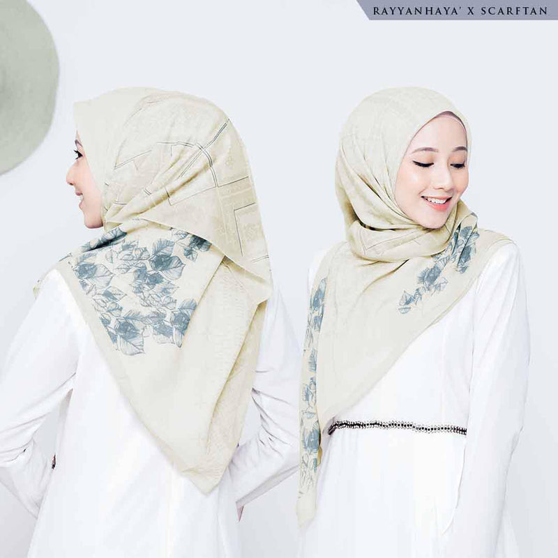 READY STOCK  Bawal Laura 130cm (Buttermilk)