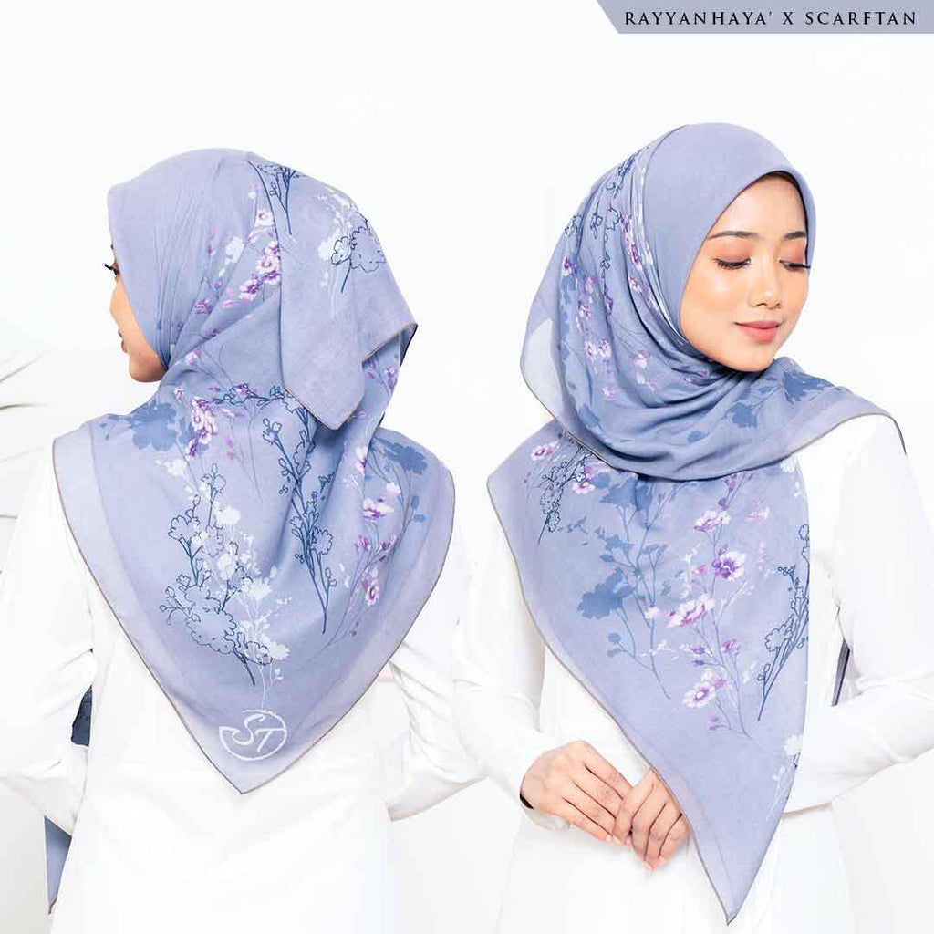 READY STOCK Bawal Lucynta 130cm (Pome)