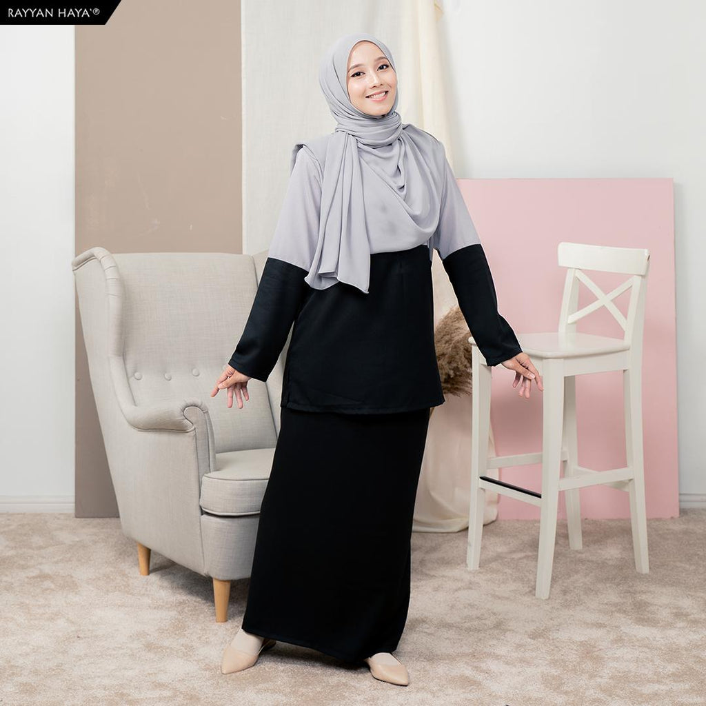 Rauda Set (Silver Black)