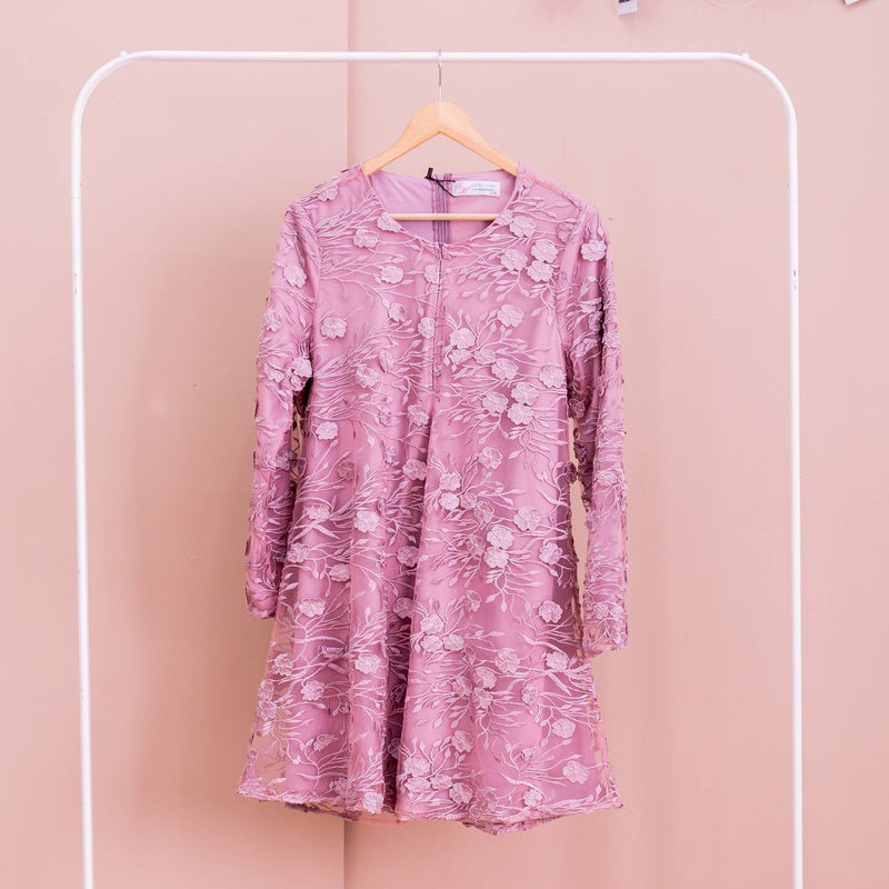 Yuki Top (Dusty Purple)