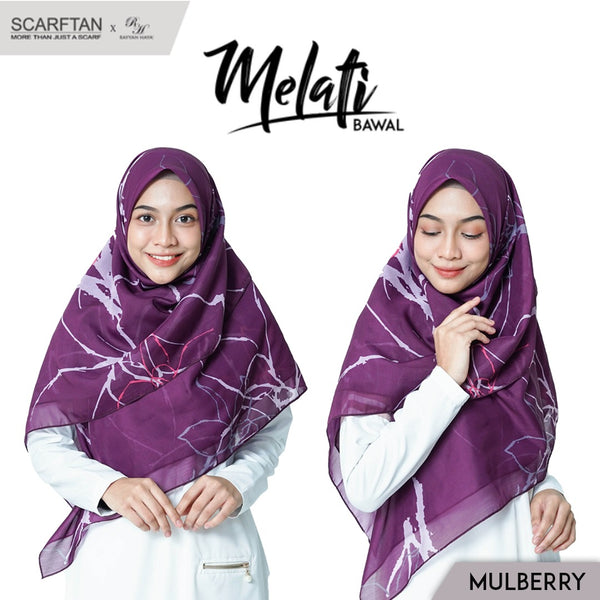 Bawal Melati 50' (Cotton Polyester) Mulberry