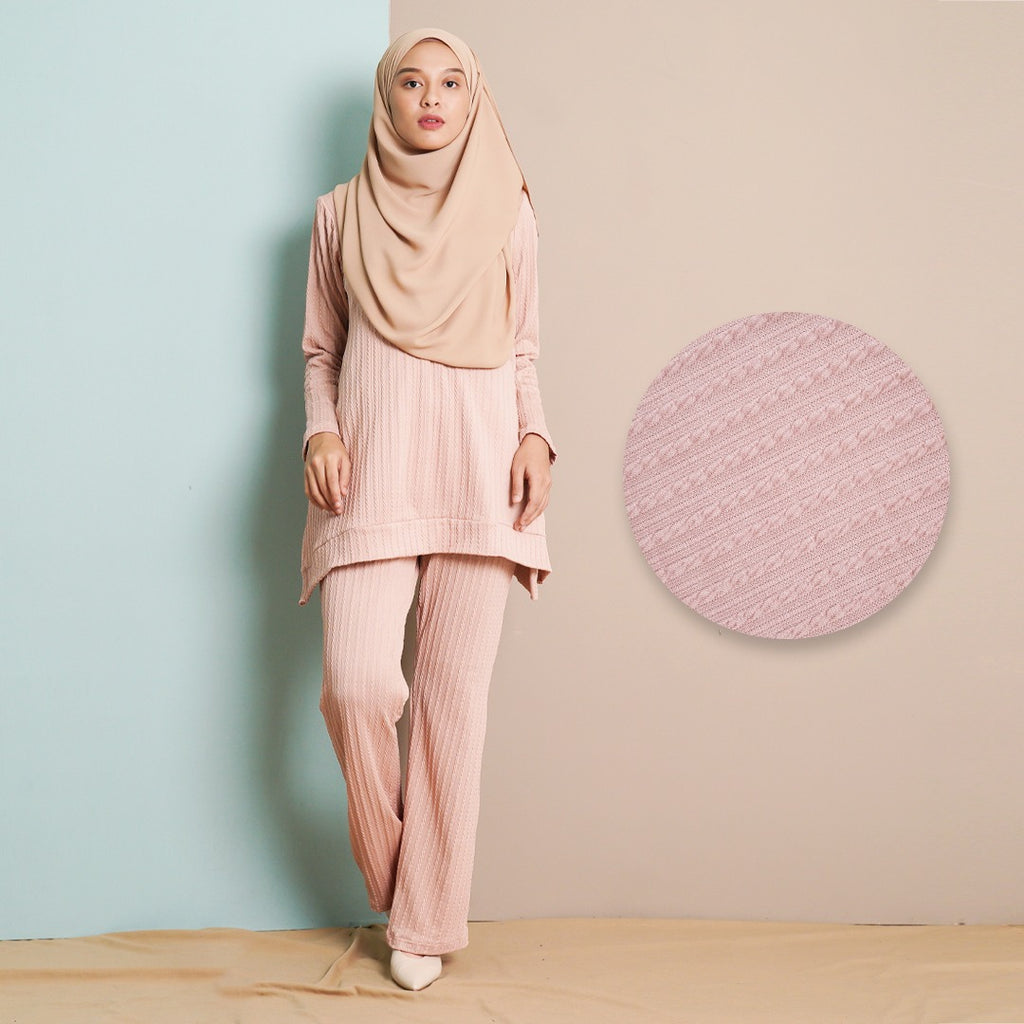 Rhea Suit 9.0 (Dusty Pink)