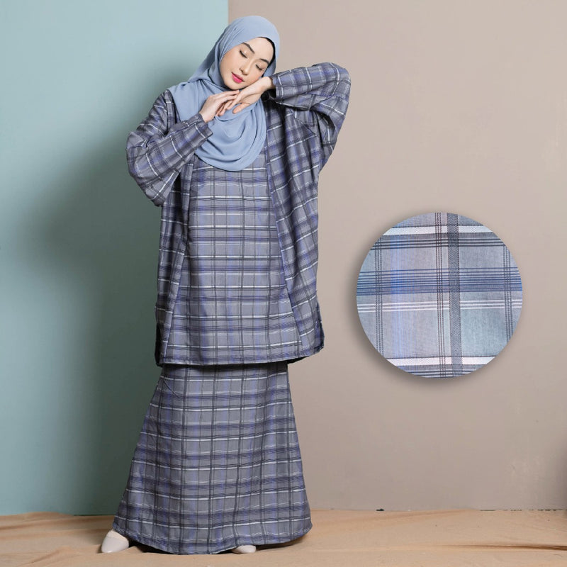 Mosca Suit (Blue Grey)