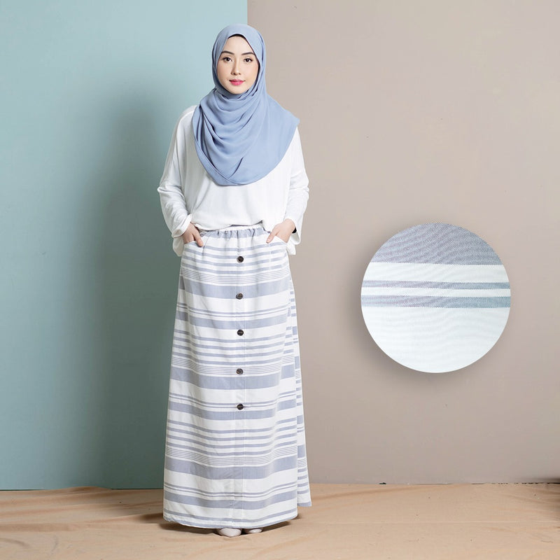 Luna Skirt 3.0 (White Grey)