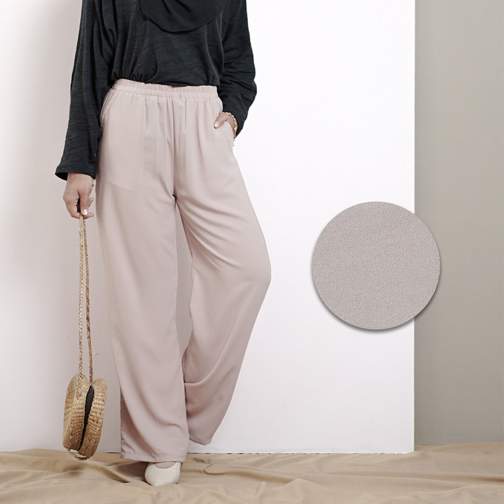 Culottes Pants 2.0 (Nude)