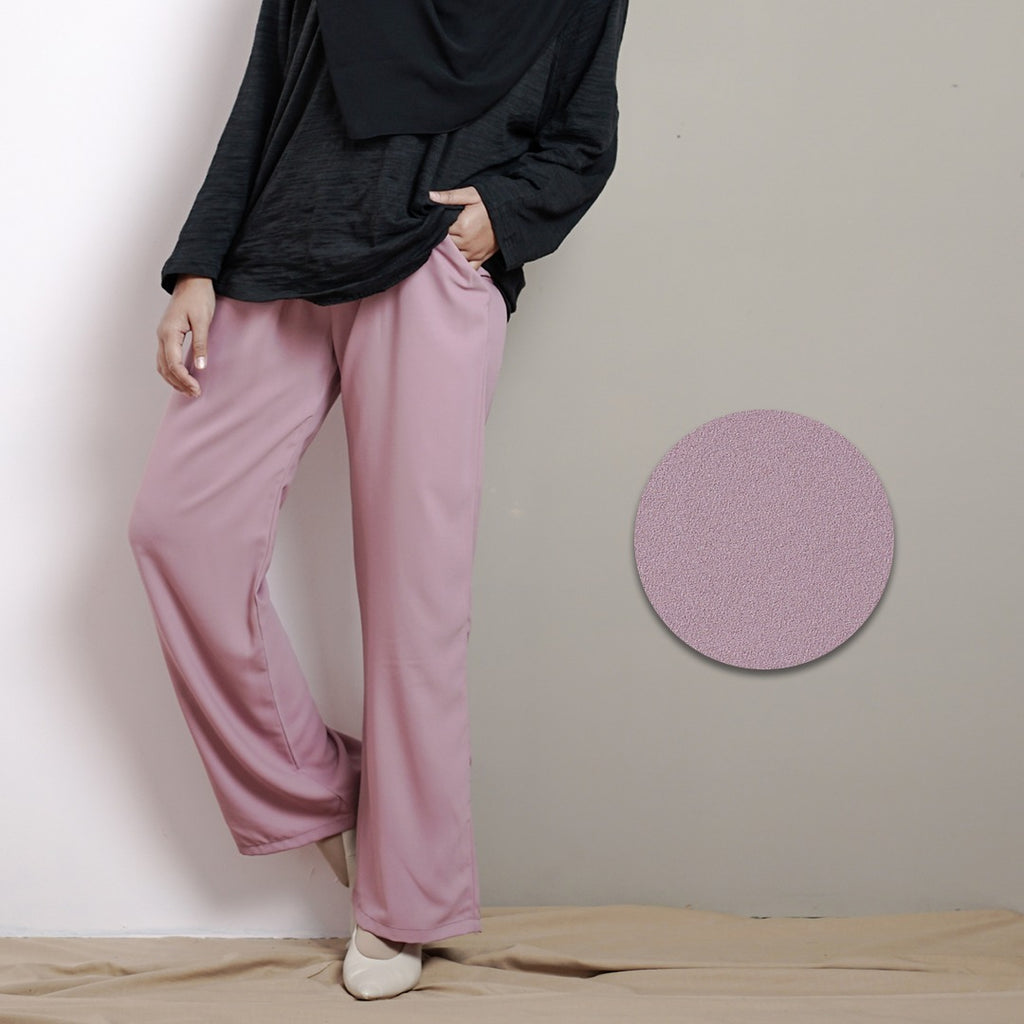 Culottes Pants 2.0 (Rose)