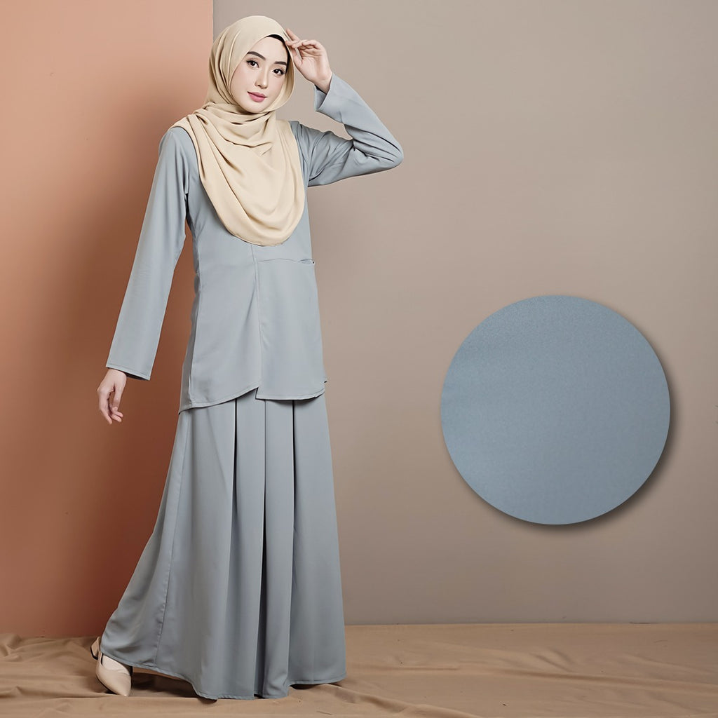 Madelyn Suit (Powder Blue)