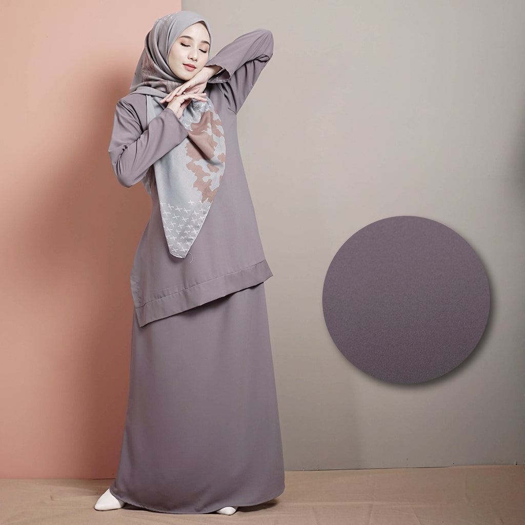 Rhea Suit 13 (Smoke Grey)