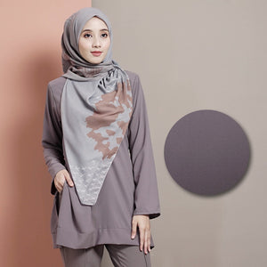 Rhea Top 13 (Smoke Grey)