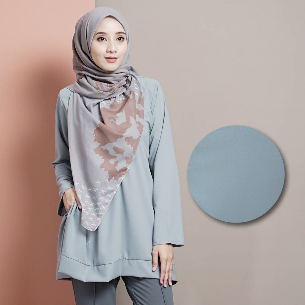 Rhea Top 13 (Powder Blue)