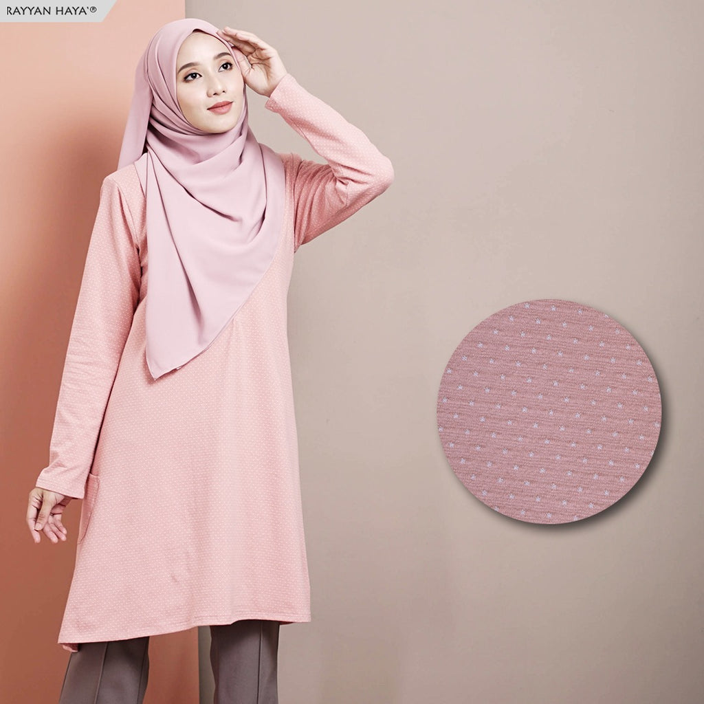 Ummi Top (Salmon)