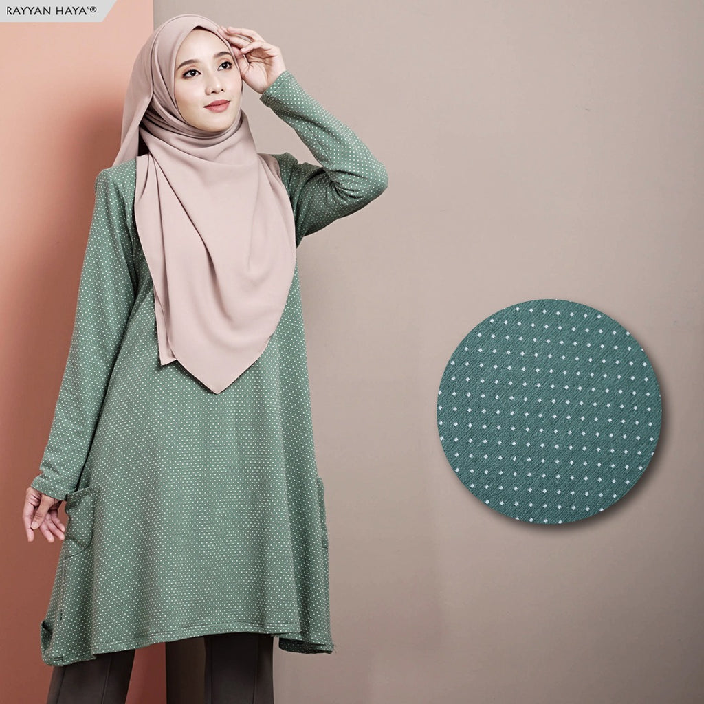 Ummi Top (Dusty Green)