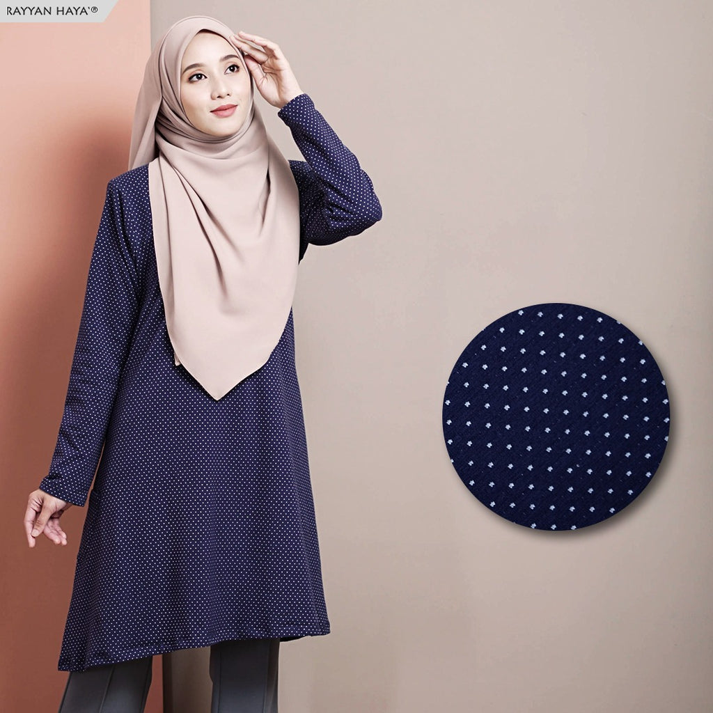 Ummi Top (Dark Blue)