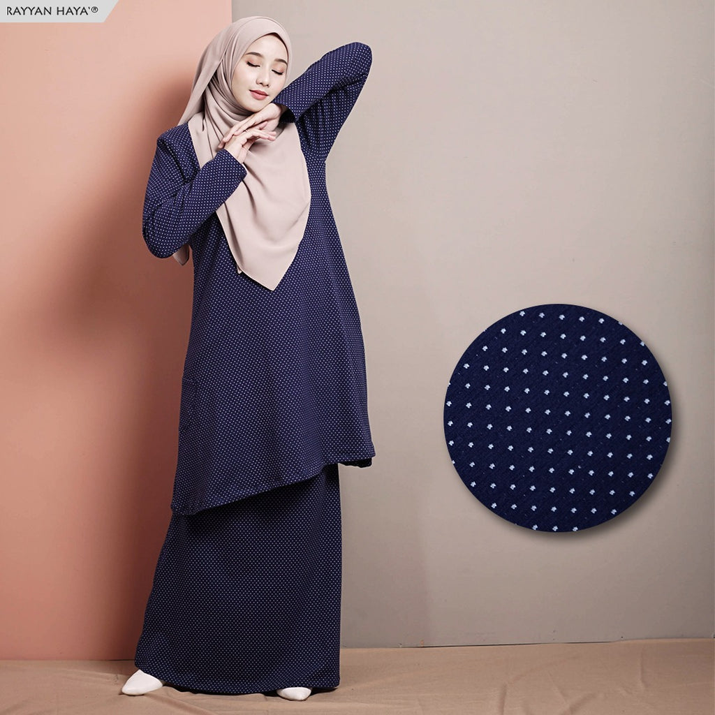 Ummi Suit (Dark Blue)