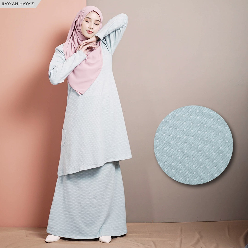 Ummi Suit (Powder Blue)