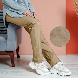 Straight Cut Pants 3.0 (Light Oak)