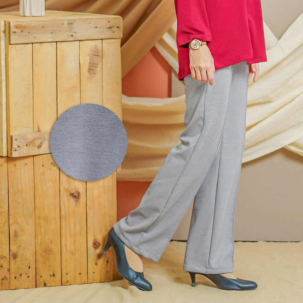 Loose Boot Cut Pants 3.0 (Heather)