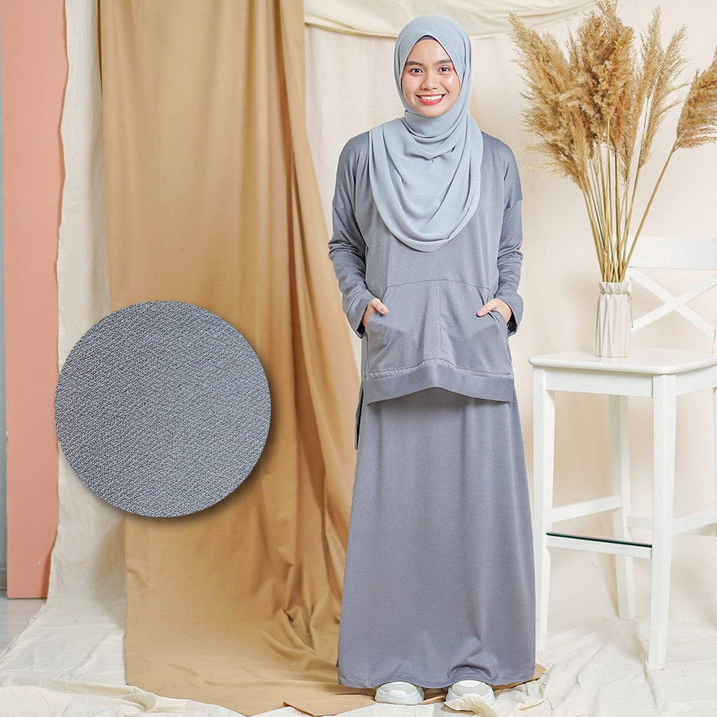 Melysa Suit (Grey)