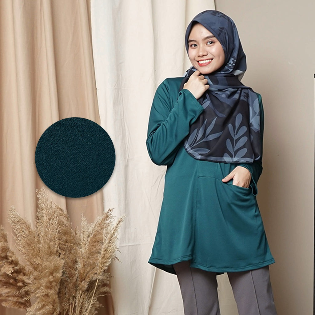 Madelyn Top 3.0 (Emerald Green)