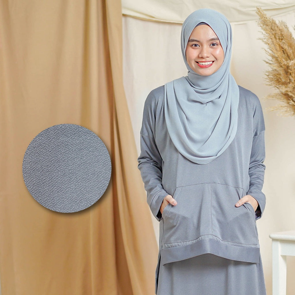 Melysa Top (Grey)