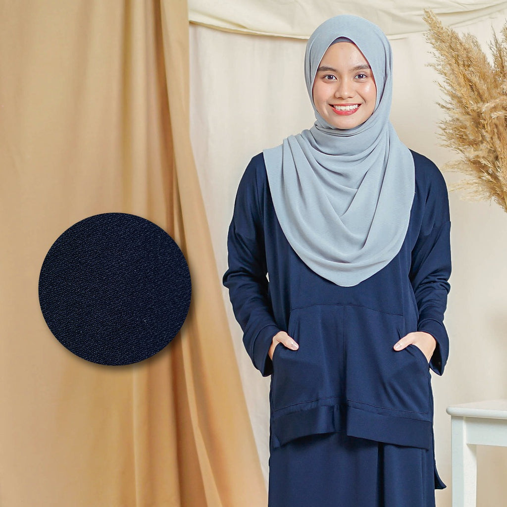 Melysa Top (Dark Blue)