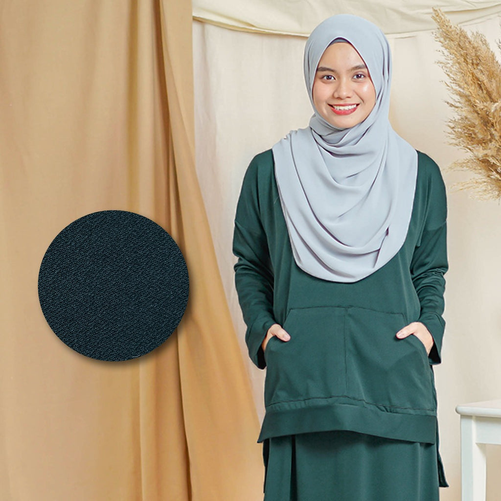 Melysa Top (Emerald Green)
