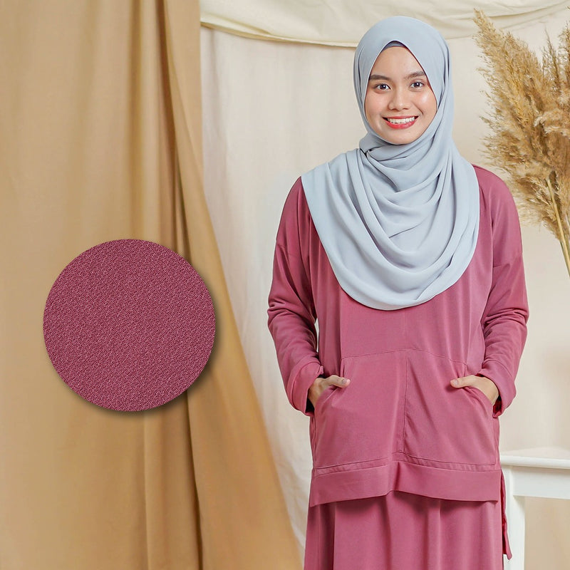 Melysa Top (Rosy Pink)