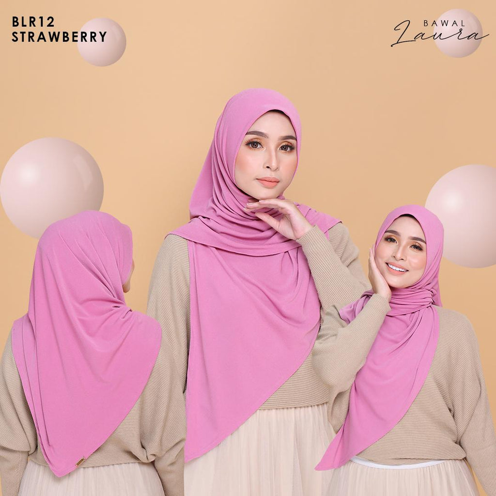 Bawal Laura by Hanami (Strawberry)