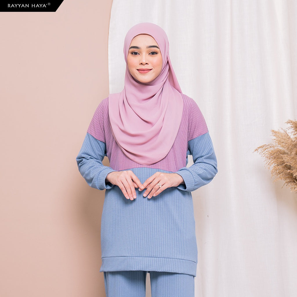 Dinah Top (Lavender Icy)