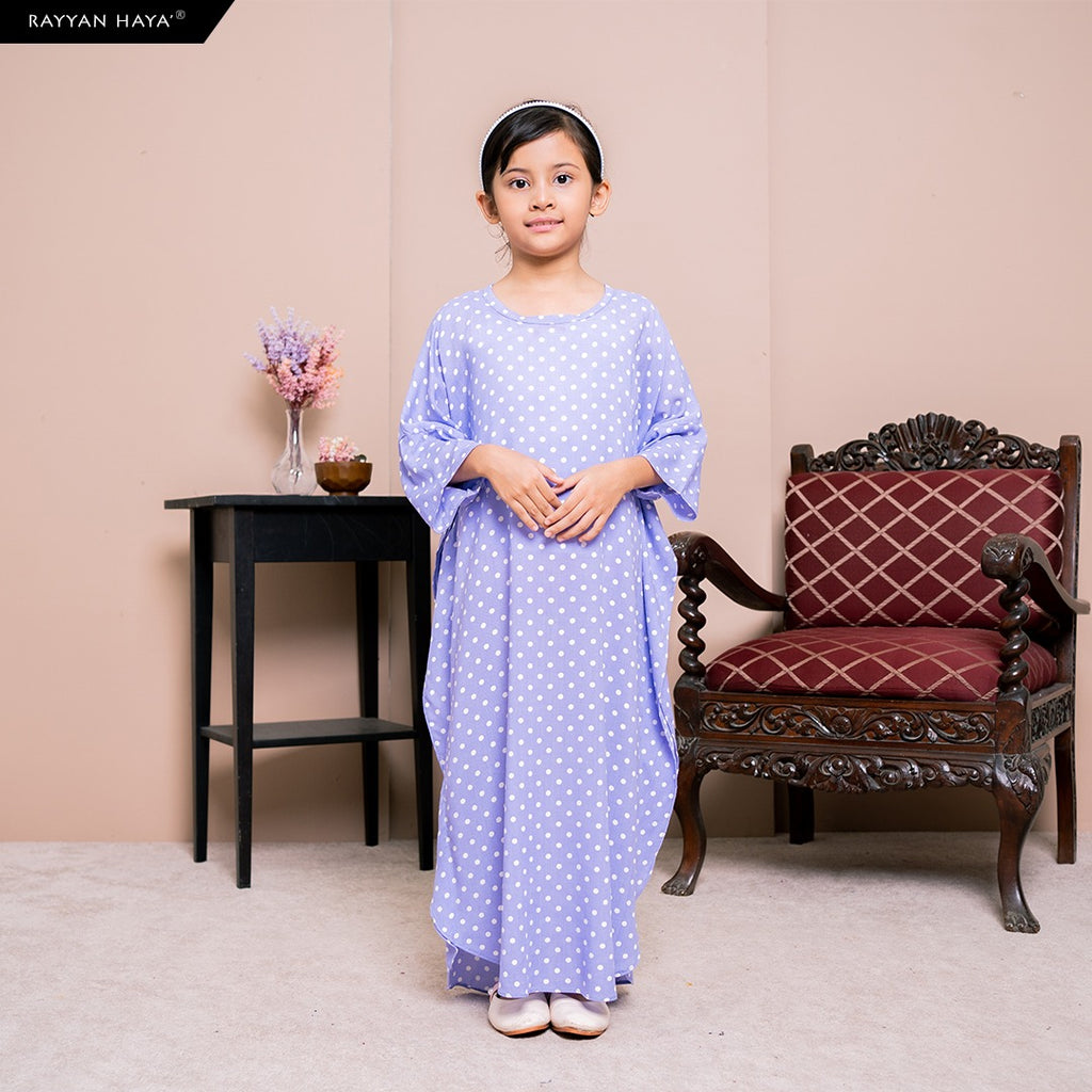 Lily Kaftan Kids (Bluebell) BUY 2 FREE 1 GIFT & BUY 3 FREE 2 GIFTS