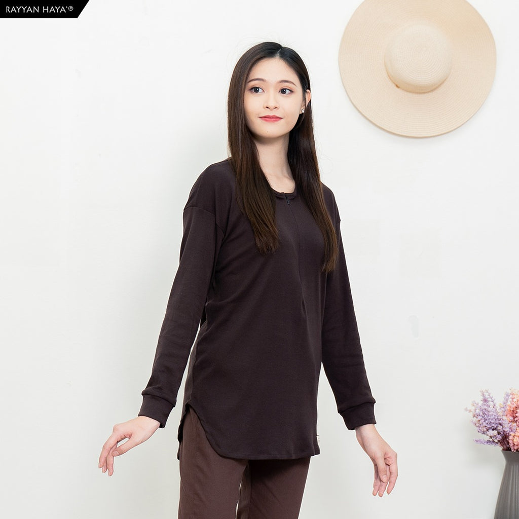 Neyra Top (Dark Brown)