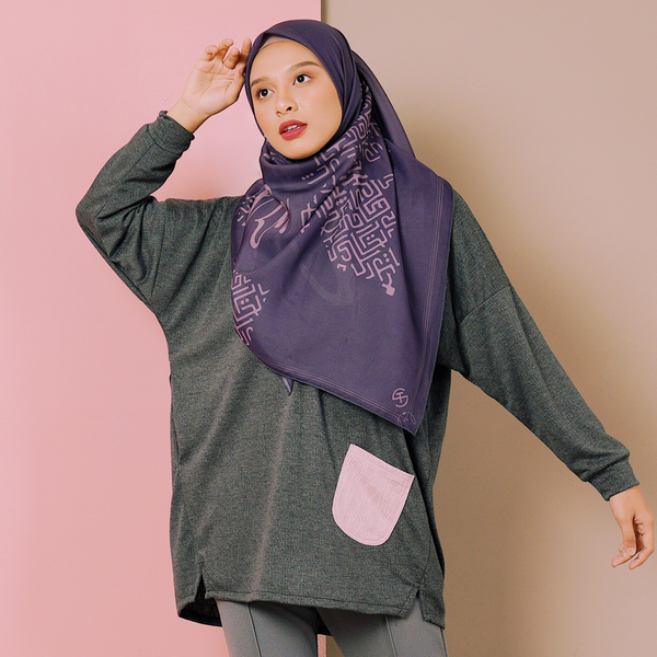 Zara Top 2.0 (Grey)