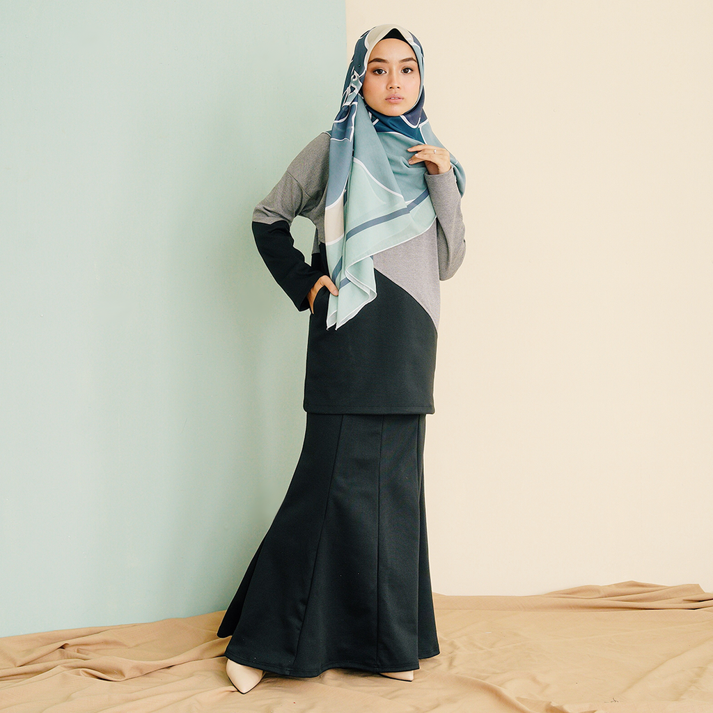 Adeline Suit 2.0 (Black-Silver)