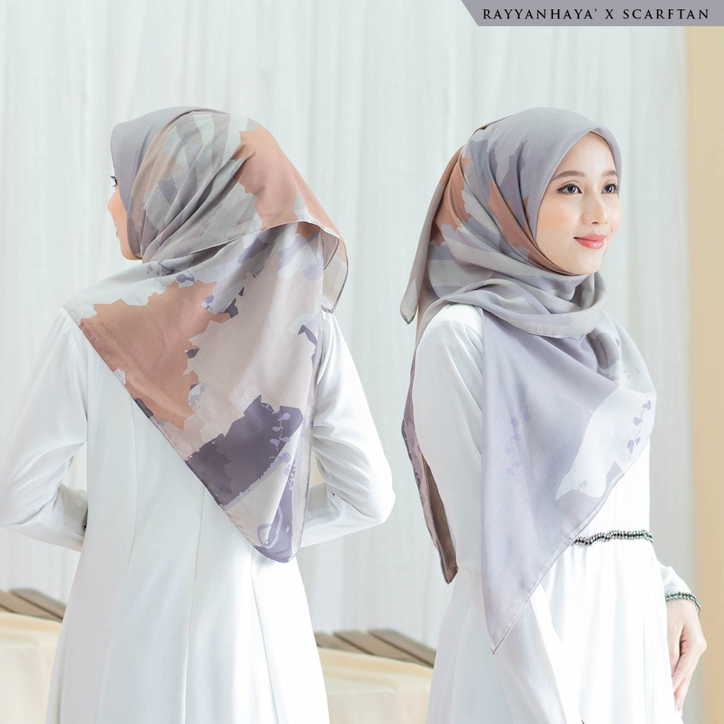 READY STOCK Bawal Sonbahar 130cm (Earth)