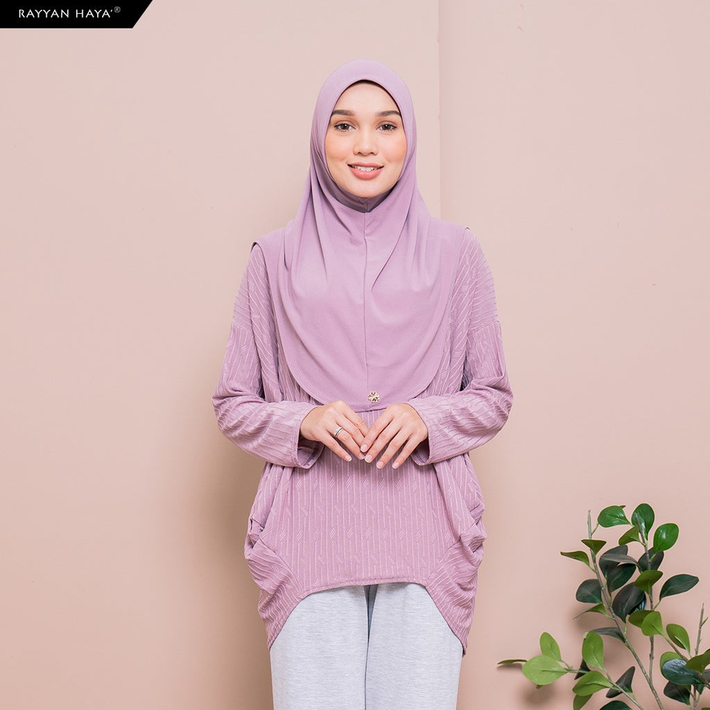 SAMPLE Meena Top (Lilac)