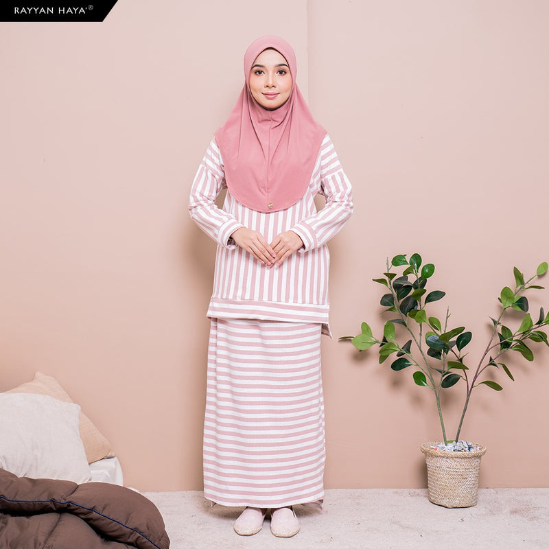 Adelia Skirt Set (Pink)