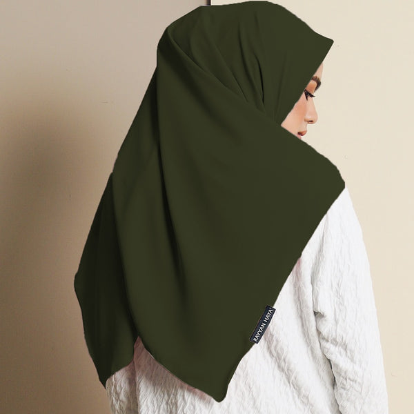 "Bawal Travel 48"" (Dark Olive)"