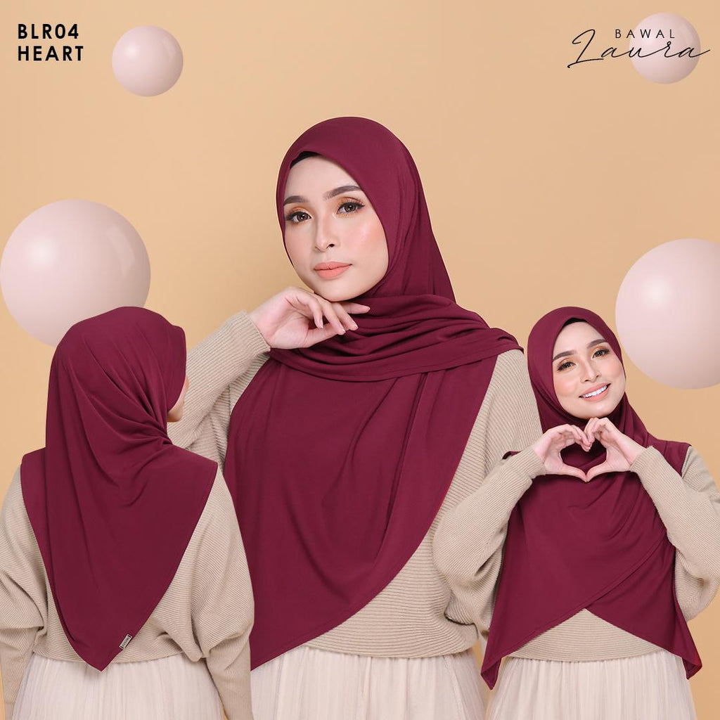 Bawal Laura by Hanami (Heart)