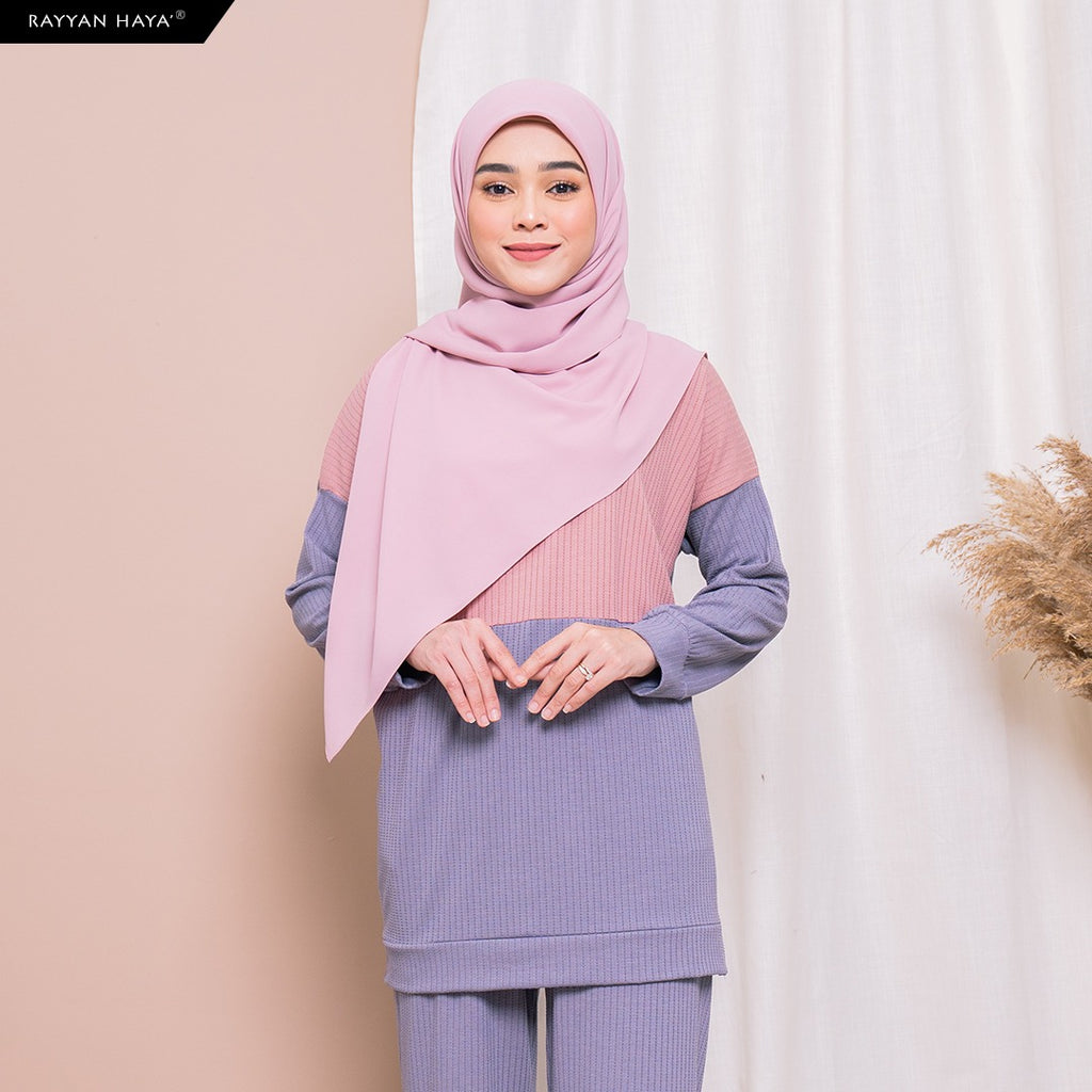 Dinah Top (Rose Berry)