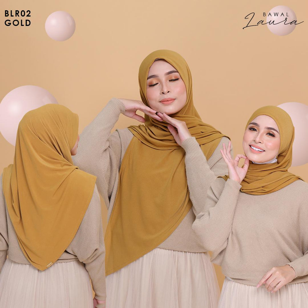 Bawal Laura by Hanami (Gold)
