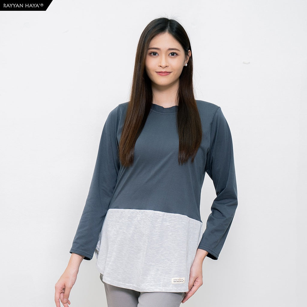 Dwi Top (Grey Heather)