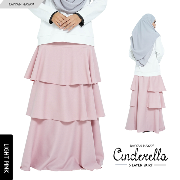 Cinderella Skirt (Light Pink)