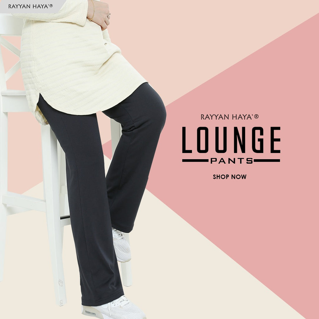 Lounge Pants 3.0 (Black)