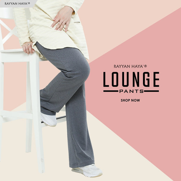 Lounge Pants (Dark Grey)