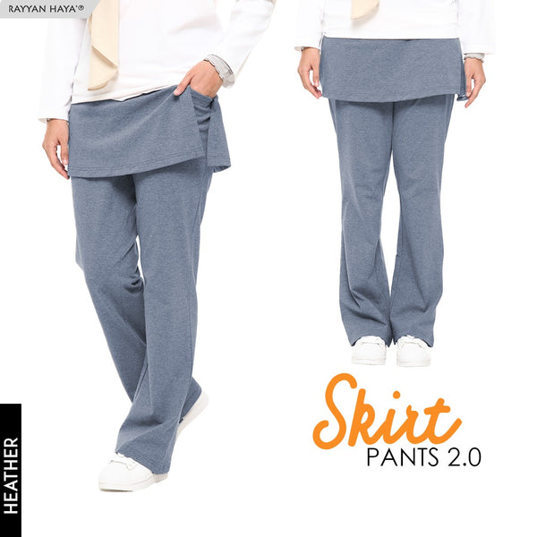 Skirt Pants 2.0 (Heather)